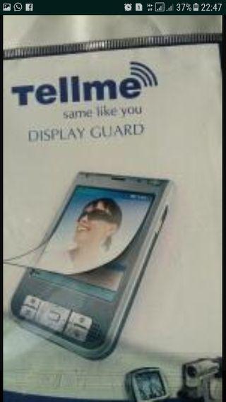 protector de la pantalla móvil camaras