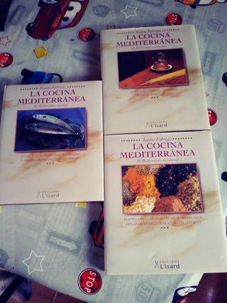 Coleccion La cocina Mediterranea