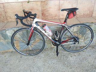 bici carretera carbono bh prisma