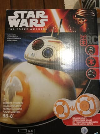 Robot Star Wars BB8 radio dirigido