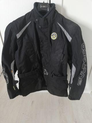 chaqueta moto bultaco