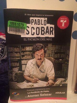 Libro Pablo Escobar El Patrón del Mal