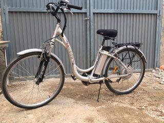Bicicleta electrica monty