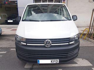 Volkswagen Transporter -T6 2017 6 PLAZAS+CAJA,,!!!