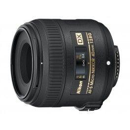 Nikon 40mm 1:2.8G Micro