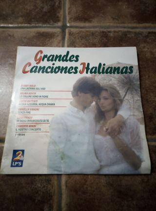 Vinilo, Grandes Canciones Españolas