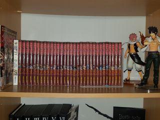 Mangas Fairy Tail