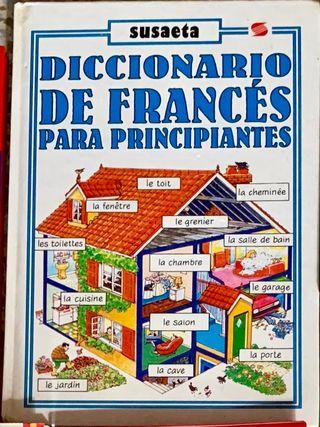 Diccionario de francés para principiantes Su