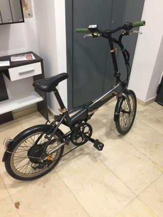 Bici eléctrica e-bike bicicleta eléctrica plegable