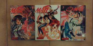 Manga Maze