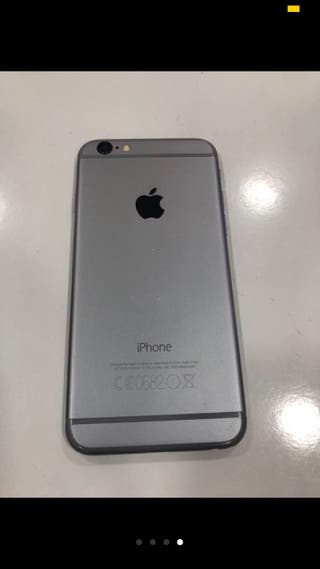 Iphone 6 Gris Espacial 16GB