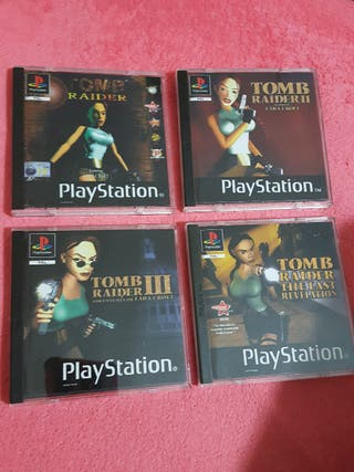 Posavasos de Tomb Raider