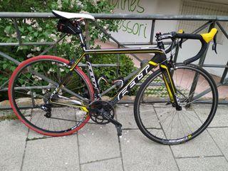Bicicleta carretera Carbono monocasco talla 54