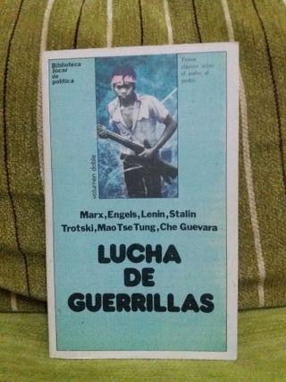 LUCHA DE GUERRILLAS