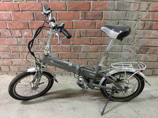 Bicicleta Eléctrica Plegable de Paseo COLUER