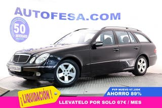 Mercedes-Benz E 270 Familiar E 270 CDI Auto Avantgarde 177cv 5p