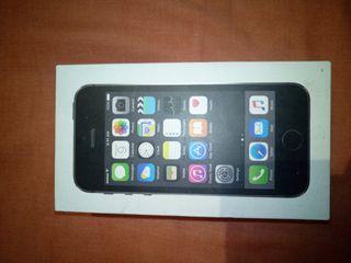 caja de iPhone 5 en buen estado venta