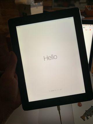 iPad 4 para piezas