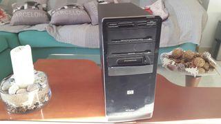 ORDENADOR QUAD 4GB/500+500HD