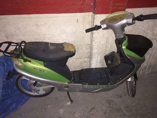 Monty bicicleta eléctrica para reformar