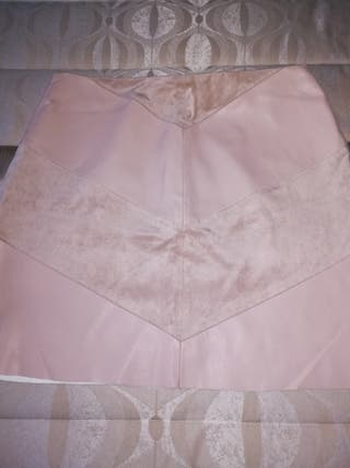 falda polipiel