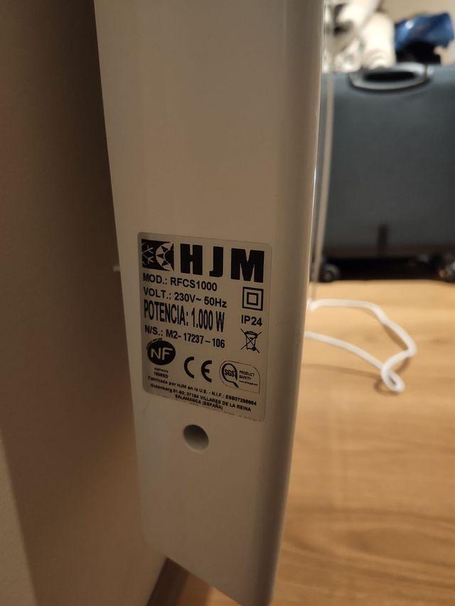 Emisor cerámico HJM 1000w