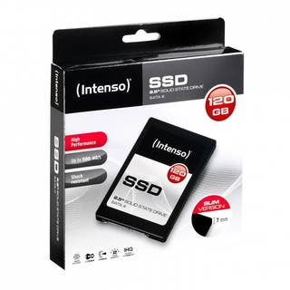 SSD 120gb primera marca con adaptador pc