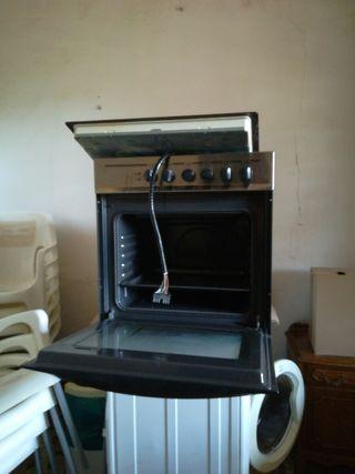 horno con encimera empotrable coa
