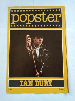 Poster IAN DURY.
