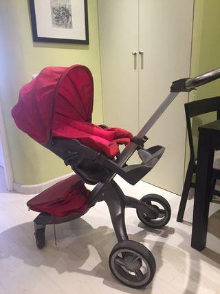 Silla bebé stokke