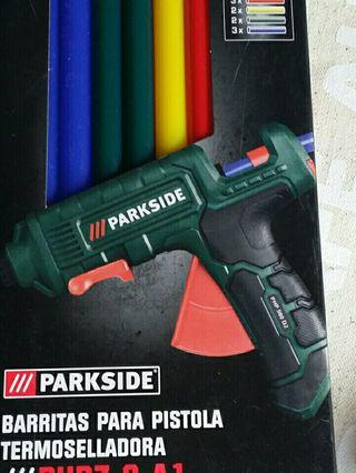 Barritas de cola, para pistola termoselladora