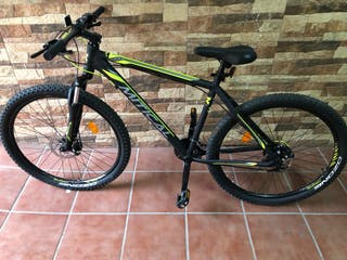 Bicicleta de montaña nueva