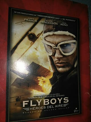 dvd Flyboys heroes del aire