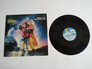 Lp soundtrack Back to the future II