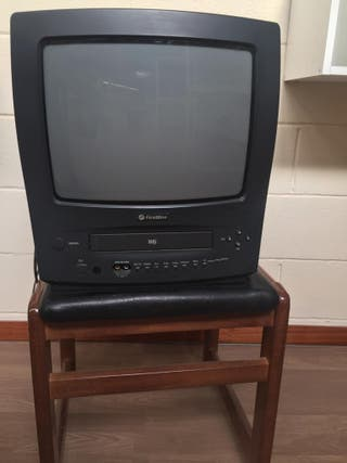 Tele-reproductor cintas VHS