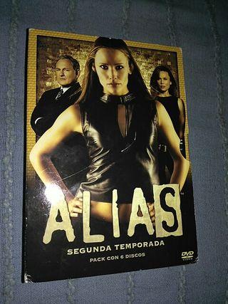 dvd Alias 2 temporada de la serie