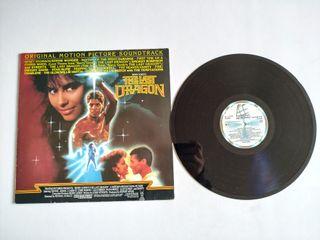 Lp soundtrack The Last Dragon