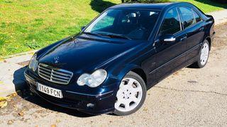 Mercedes-Benz Clase C 320 CDI 7g