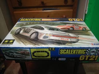 Scalextric gt21