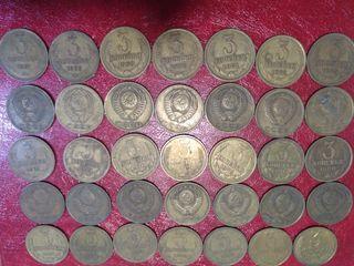 monedas rusas