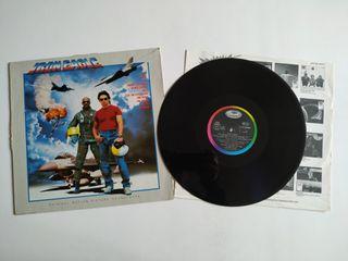 Lp soundtrack Iron Eagle