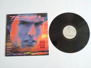 Lp soundtrack Days of thunder