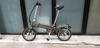 Bici eléctrica Febi Supra