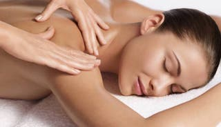 Masajes terapéuticos