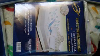 lote de fundas impermeables para camas de niños li