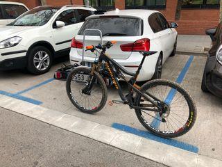 Bicicleta Santa Cruz Bronson CC Carbono