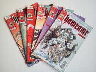 Comic Hamramr