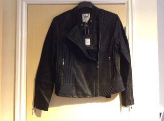 BNWT Jasper Conran biker jacket