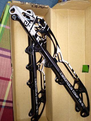 """Cadomotus chasisTR-5 12,8"""" patines velocidad"""
