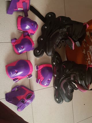 patines de chica marca oxelo